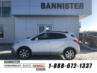 2016 Buick Encore AWD White