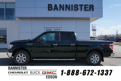2013 Ford F150 Green