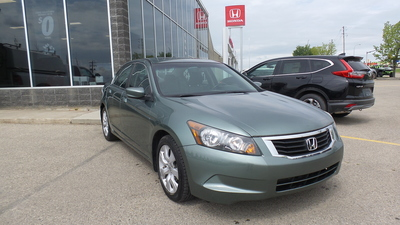 2010 Honda Accord EXL Green