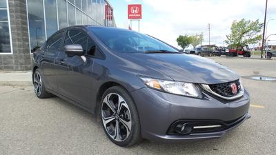 2015 Honda Civic SI Grey