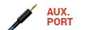 Aux. Port